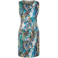 JOOP! Sukienka letnia dunkelblau JO921C01C-K11