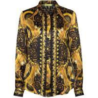 Versace Jeans Bluzka czarny 1VJ21E000-Q11
