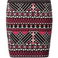 Vero Moda MASAI Spódnica mini czerwony VE121B06P-G11