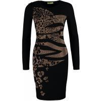 Versace Jeans Sukienka etui czarny 1VJ21C00U-Q11