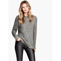 H&M Sweter z wyraźną fakturą 48297-C