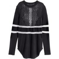 H&M Ażurowy sweter 45265-B