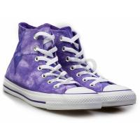 CONVERSE Trampki chuck taylor all star fioletowy 874075