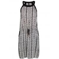 Monnari Letnia, wzorzysta sukienka DRE0690