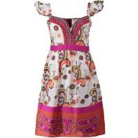 Rosalita Mc Gee TRIGO Sukienka letnia multi RM421C00L-T11