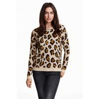 H&M Cienki sweter 0293523022 Panterka