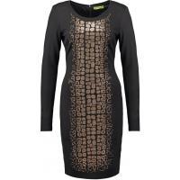 Versace Jeans Sukienka z dżerseju nero 1VJ21C01R-Q11