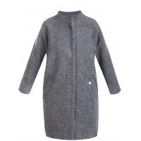 Monnari Wełniany, pikowany płaszcz COT2990