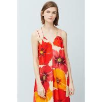Mango Sukienka orange 5941-SUD285