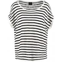 Vila VISTARLY T-shirt z nadrukiem black V1021I0FC-Q11