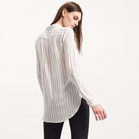 Reserved Koszula w paski PQ043-01X