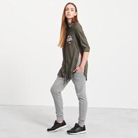 Reserved Dresowe spodnie YFL PX272-09M