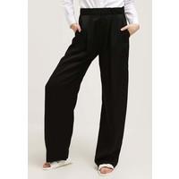 Whyred RENEE Spodnie materiałowe black WH121A00W