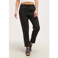 Topshop Spodnie materiałowe black TP721A06Z