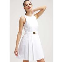 MICHAEL Michael Kors Sukienka letnia white MK121C05E