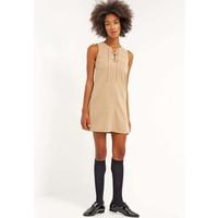 Miss Selfridge Sukienka letnia taupe/beige MF921C05Y