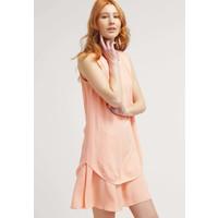 BOSS Orange ADOUBLE Sukienka letnia light pastel orange BO121C02R