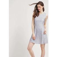 BOSS Orange DICOCO Sukienka z dżerseju white BO121C02P