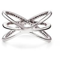 Tchibo Srebrny pierścionek z cyrkonią* 400094829