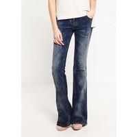 Versace Jeans Jeansy Dzwony washed denim 1VJ21N00E