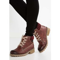 Rieker Ankle boot vinaccia/rot/schwarz RI111Y01T