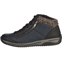 Rieker Ankle boot black/pacific RI111N04W
