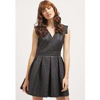 Sisley Sukienka koktajlowa black 7SI21C05D