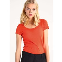 BOSS Orange TAFAME T-shirt basic orange BO121D052