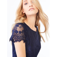 Mohito Koronkowa sukienka QL774-95X