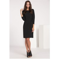 Monnari Wieczorowa sukienka z wiązaniem SUKIMP0-16J-DRE2140-K020D000-R38