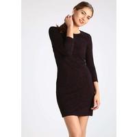 Anna Field Sukienka z dżerseju port royal/black AN621CACY