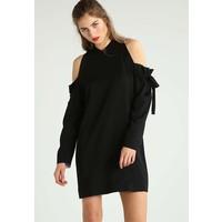 DKNY Sukienka letnia black DK121C03W