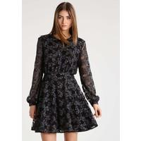 Just Cavalli Sukienka koktajlowa black JU621C06B