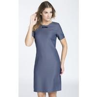 Monnari Sukienka w kropeczki SUKPOL0-16J-DRE7470-K013D300-R36