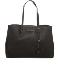 MICHAEL Michael Kors JET SET TRAVEL Torebka black MK151A03F
