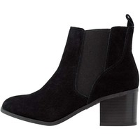 New Look Wide Fit ANDIE Ankle boot black NL011N04P