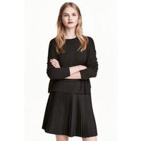 H&M Cienki sweter 0479555011 Ciemnoszary