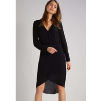 Sisley Sukienka koszulowa black 7SI21C067