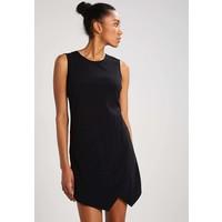 Sisley Sukienka letnia black 7SI21C065