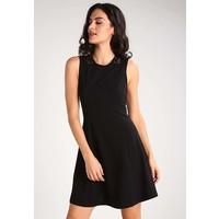 Anna Field Sukienka z dżerseju black AN621CABC