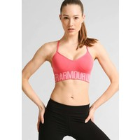 Under Armour Biustonosz sportowy perfection/ballet pink UN241I010