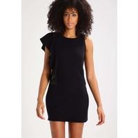Sisley Sukienka letnia black 7SI21C06I