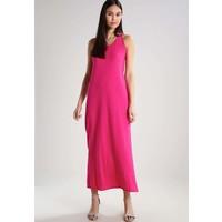 Stefanel Sukienka dzianinowa pink S5721C03J