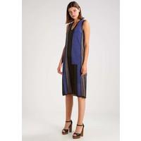 Sisley Sukienka koktajlowa blue 7SI21C06T