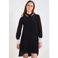 Sisley Sukienka koszulowa black 7SI21C06N