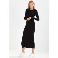 Calvin Klein Jeans DARNA Długa sukienka black C1821C01V