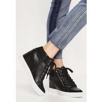 ALDO KAIA Sneakersy wysokie black A0111S00U