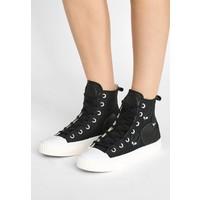 McQ Alexander McQueen PLIMSOLL Sneakersy wysokie black MQ111A00S