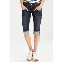 Herrlicher PITCH SHORT Szorty jeansowe dark- blue denim 4HE21N032