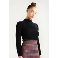Topshop VERIGATED Sweter black TP721I0D6